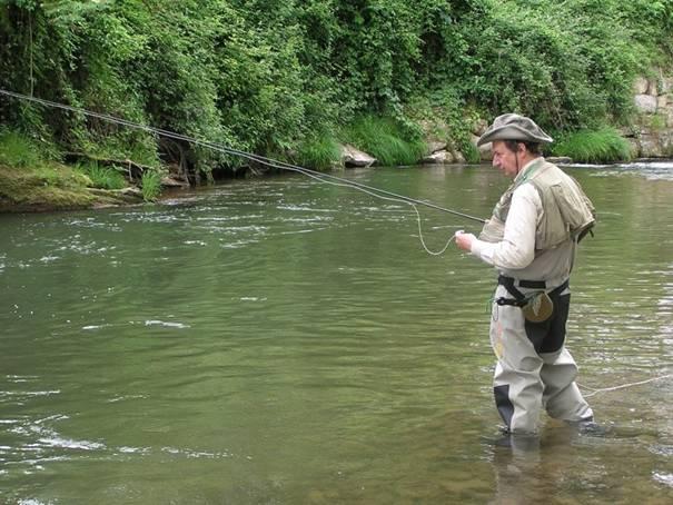 Comme fabriquer pour la pêche dété